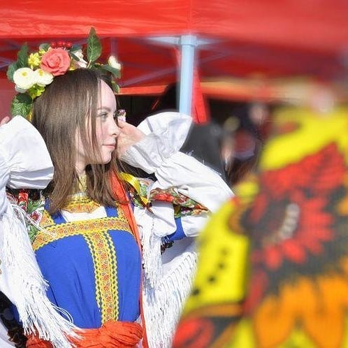 Фотоотчет с праздничного мероприятия «Масленица»!